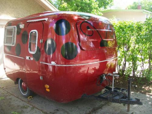 The Ladybug Boler Trailer Featured In Leader Post Reginas Daily Newspaper Is For Sale