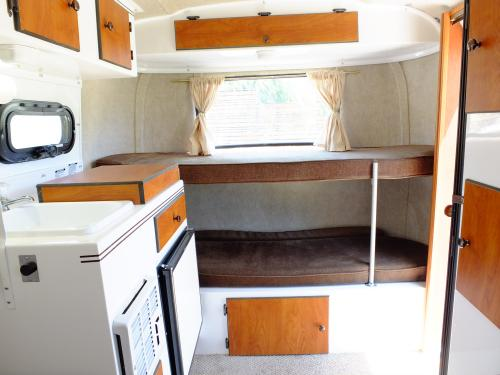 Sold 2014 Scamp 13 39 With Bunks And Extra Wide Table Bed 10 500 Los Angeles Ca
