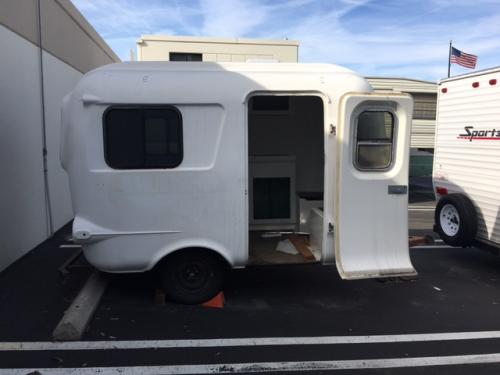 1982 13 Ft Burro Trailer 4800 Sold Fiberglass Rv S