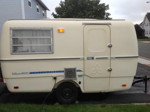 Sold 1978 4500 Trillium Trailer 5 000 Located St