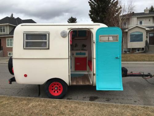 Admirable Sold 1968 13 Ft Boler Calgary Alberta 7000 Fiberglass Rvs Wiring 101 Tzicihahutechinfo
