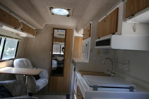 SOLD - 2006 17' Casita Spirit Deluxe Travel Trailer