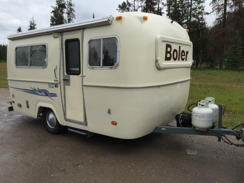 Sold 1980 17 Boler Travel Trailer 8500 Jasper Ab