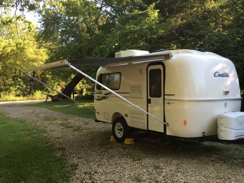 Sold 2014 Casita Liberty Deluxe 17 Ft 18000 Wichita
