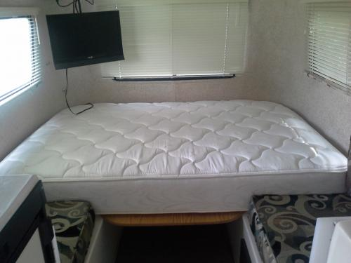 beds with mattresses included sold 2011 casita 17 liberty deluxe 14500 roanoke va 14500