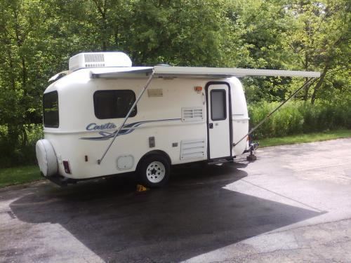 Sold 2003 17 Casita Spirit Deluxe 10 500 Metamora Mi
