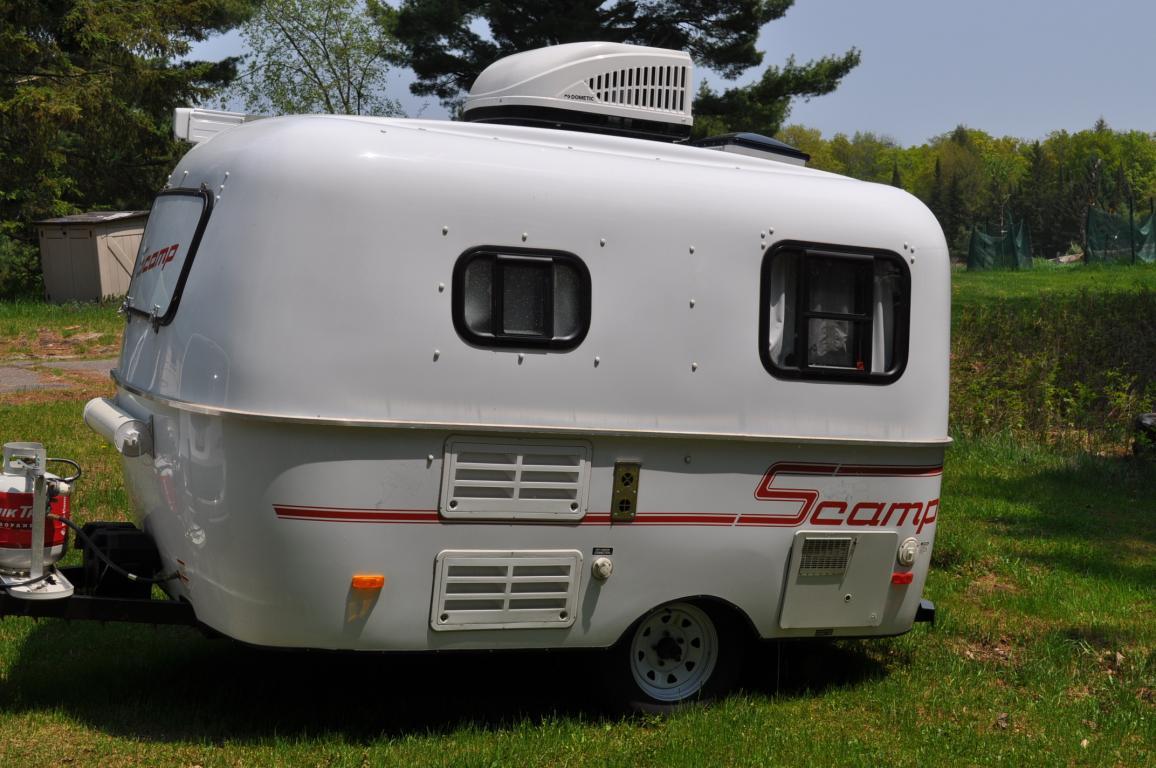 SOLD - 2015 13' Scamp Camper $12,995 OBO Tomahawk, WI ...