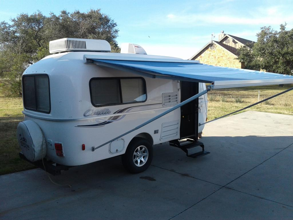 2016 17' Casita Independence Deluxe - $17500 - Burnet, TX ...