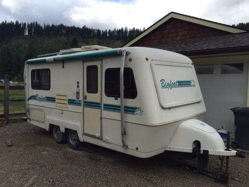 Travel Trailers For Sale Nelson Bc