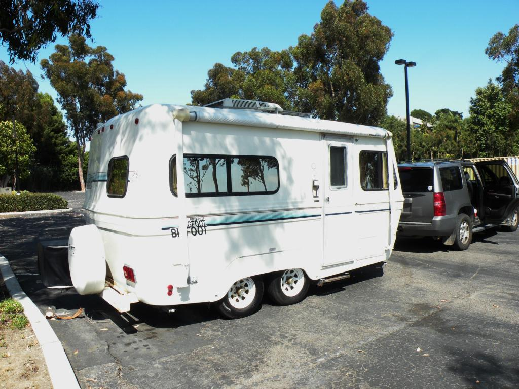 SOLD - 1992 Bigfoot 19 For Sale - $9500 - Southern CA | Fiberglass