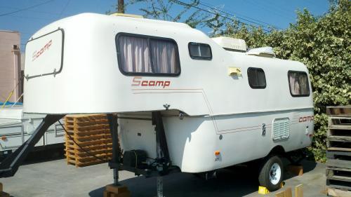 Sold 1990 Scamp 5th Wheel Colorado Fiberglass Rv S