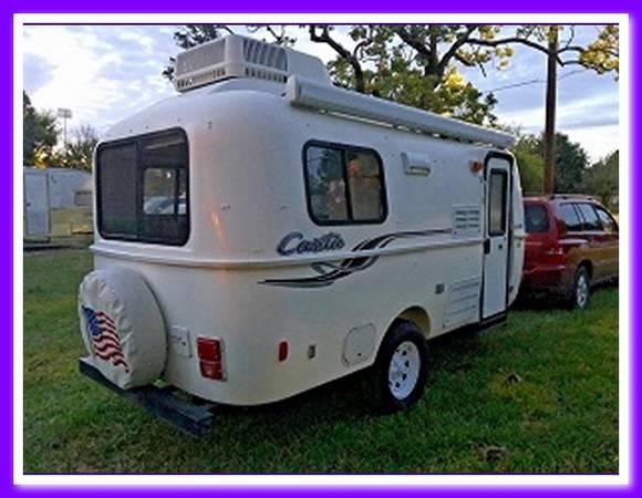 SCAM ALERT - 2010 Casita 17ft Freedom Deluxe - $1400 ...