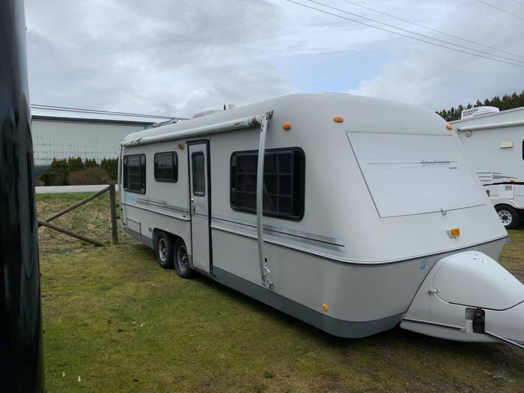 Sold Rare 1987 28 Bigfoot Silver Cloud 17500