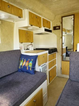 Sold 2015 17 Casita Independence Deluxe 15500