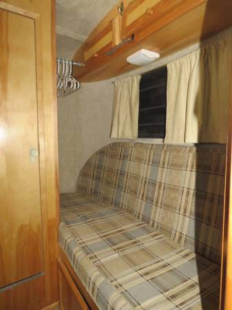 Sold 2006 16 Scamp Deluxe Travel Trailer 12500