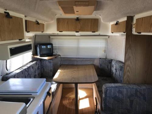 Casita Travel Trailer For Sale >> SOLD - 2000 17' Casita Liberty Deluxe Travel Trailer - $6950 - Manor, TX | Fiberglass RV's For Sale