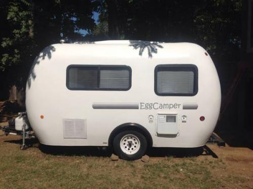 Egg Camper For Sale