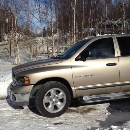SOLD - 1998 16' Casita Spirit Deluxe and 2002 Dodge Ram - $15000 - Wasilla, AK | Fiberglass RV's ...