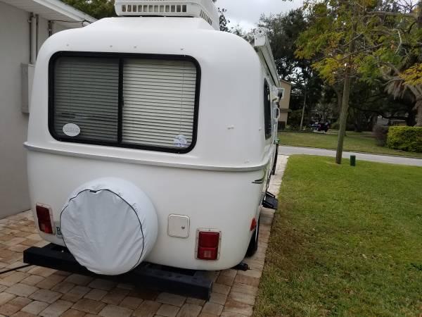 Casita Travel Trailer For Sale >> SOLD - 2007 17' Casita Spirit Deluxe trailer - $12500 - Winter Park, FL | Fiberglass RV's For Sale