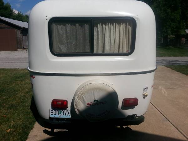 EXPIRED LISTING -2012 Scamp 13' camper Layout 1 - $9700