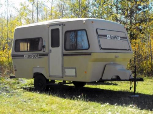 Sold 1983 17 Bigfoot Trailer 6750 Prince George