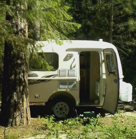 SOLD - 2015 13' Casita Patriot Travel Trailer - $14300 ...