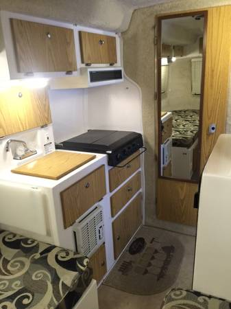 Sold 2014 Casita 17 Independence Deluxe 22000 San