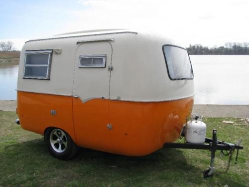 Sold 1974 13 Boler Travel Trailer 8000 St