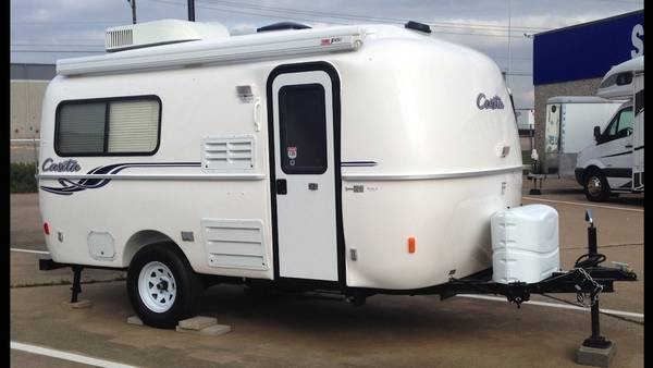 Sold 2015 17 Casita Independence Deluxe 19000