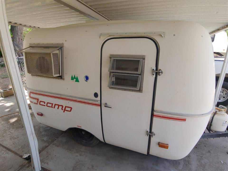 Scamp Trailers Sold Page 49 Fiberglass Rv S For Sale