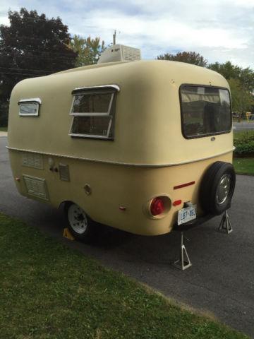 SOLD - 1977 Boler Travel Trailer - $7200 - Ingleside, ON, Canada  Fiberglass RV's For Sale