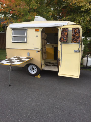 Sold 1977 Boler Travel Trailer 7200 Ingleside On