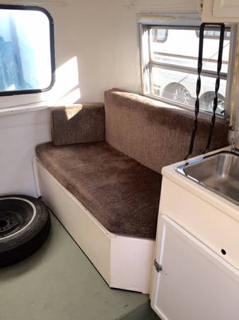 Sold 1975 13 Boler Travel Trailer 5500 Vancouver Bc