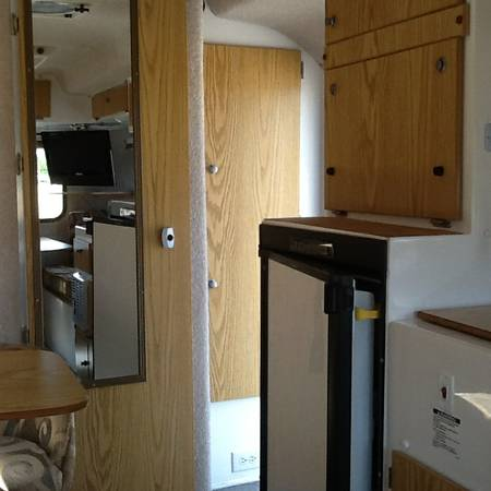 Sold 2011 17 Casita Freedom Deluxe 16500 Four
