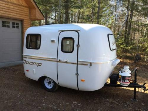 Sold 2016 Scamp 13 39 Deluxe 13500 Ft Ripley Mn Fiberglass Rv 39 S For Sale