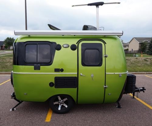 Expired Listing 2001 13 Remodeled Scamp Camper Sioux