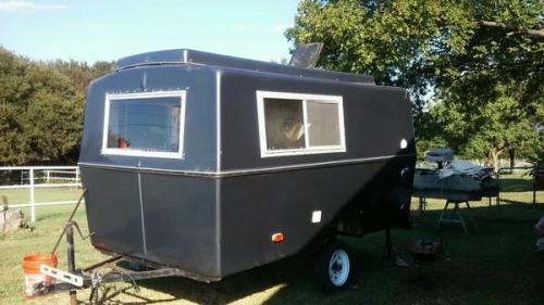 SOLD - Fiberglass Camper - $2000 - Farmersville, TX