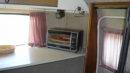 Sold 2004 Scamp 13 Fiberglass Camper 6695