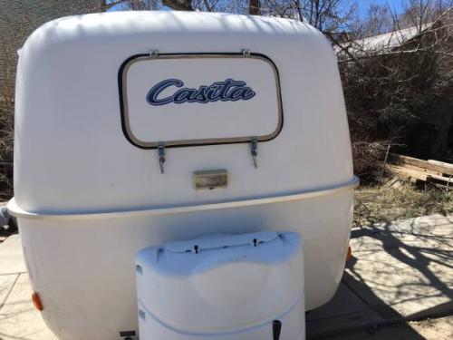 ... 16' Spirit Camper - $11500 - Durango, CO | Fiberglass RV's For Sale