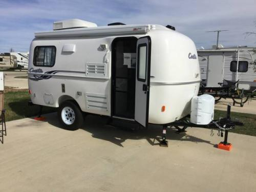 Sold 2016 Casita 17 Spirit Deluxe Trailer 18900