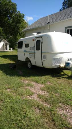 Sold 1983 16 Casita Camper 4900 Minneapolis Mn