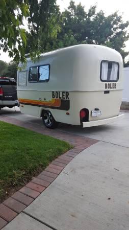 expired listing 1980 15 boler travel trailer 3500 sun valley rh fiberglass rv 4sale com Cartoon Trailer Trillium Trailer