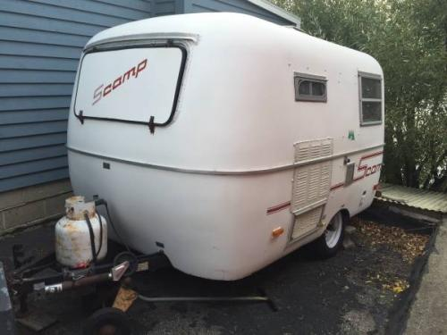 Sold 1978 13 Scamp Camper 3900 Minneapolis Mn