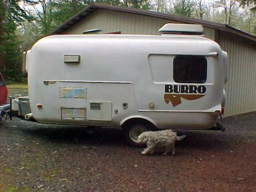1986 Burro Trailer Autos Post