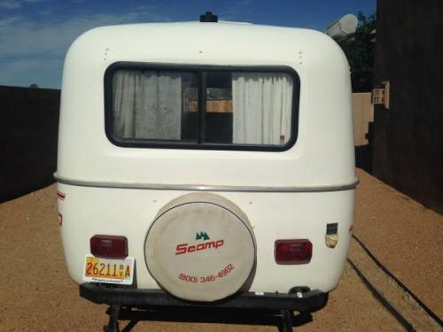 Sold 2001 13 39 Scamp Travel Trailer 6500 Abq Nm Fiberglass Rv 39 S For Sale