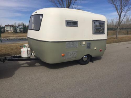 Sold 1974 13 Boler Travel Trailer 8300 Calgary Ab