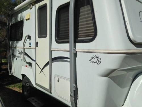 Sold 2001 Bigfoot Travel Trailer 9500 Durango Co