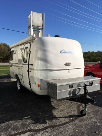 Sold 2012 16 Casita Spirit Deluxe 13500 Riverside