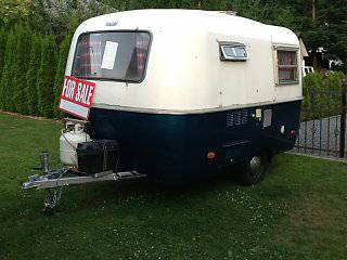 SOLD - 1975 Boler 13ft Trailer - $4800 - Vancouver, BC ...