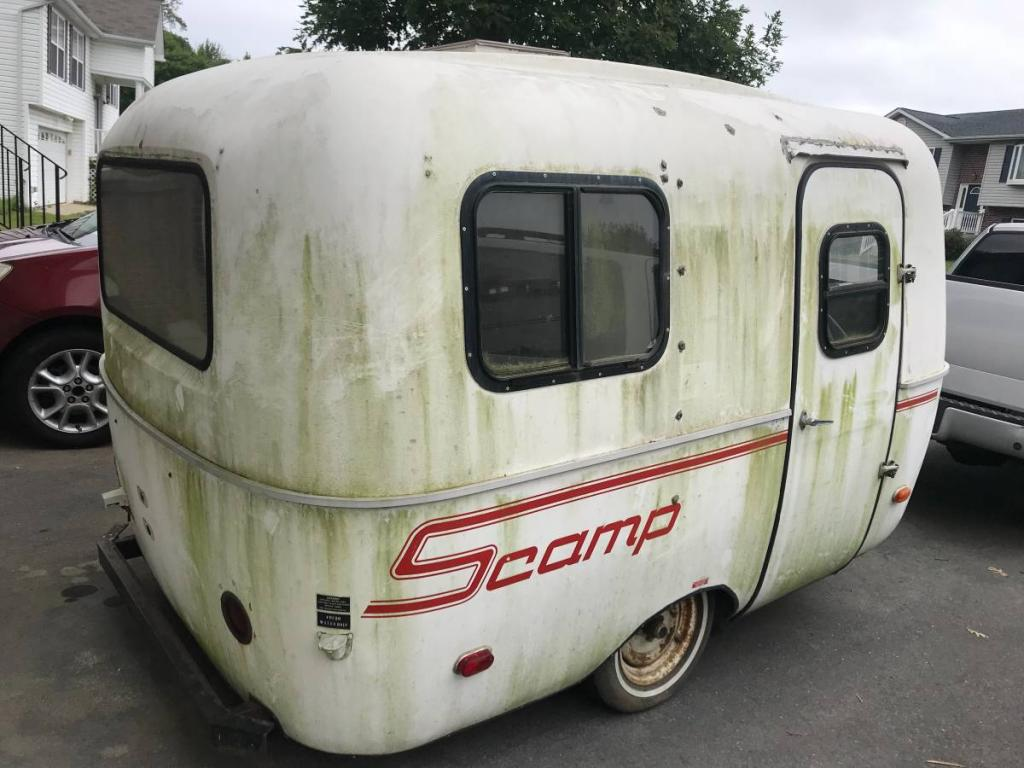 Scamp Trailers Sold Page 58 Fiberglass Rv S For Sale